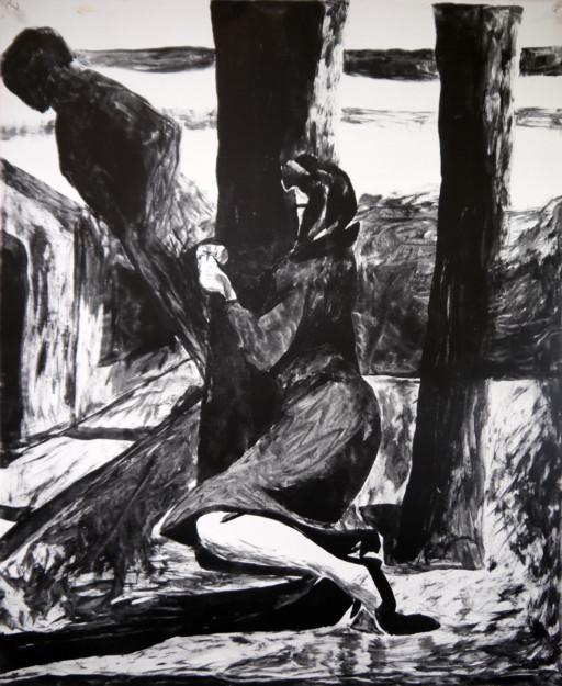 Le Fantôme, série Lumière noire