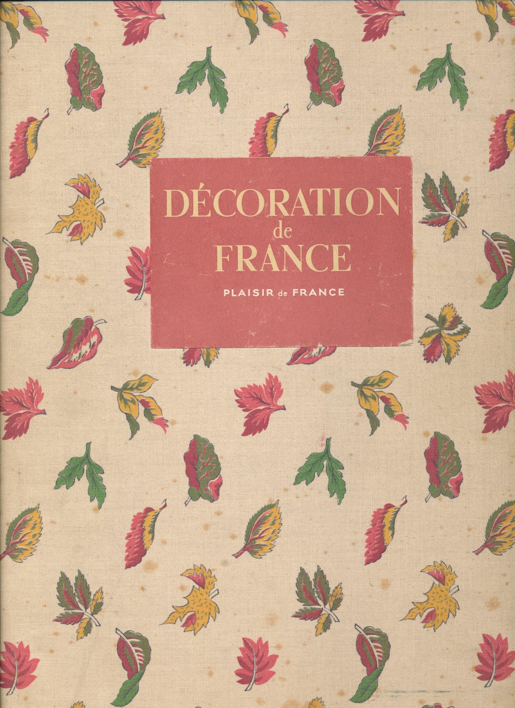 D coration de france appartements et h tels particuliers for Art et decoration france