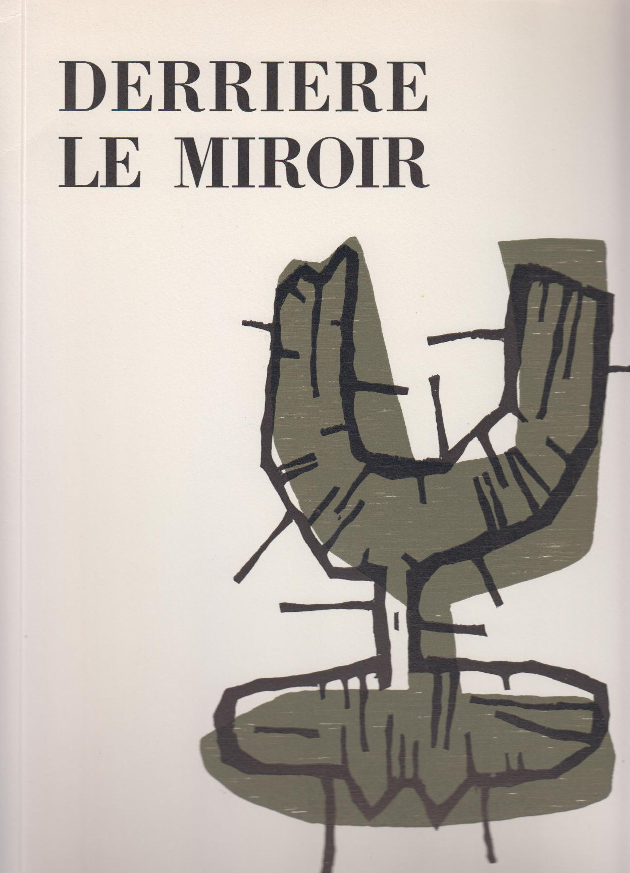 Derri re le miroir 10 ans d 39 dition 1946 1956 georges for Maeght derriere le miroir