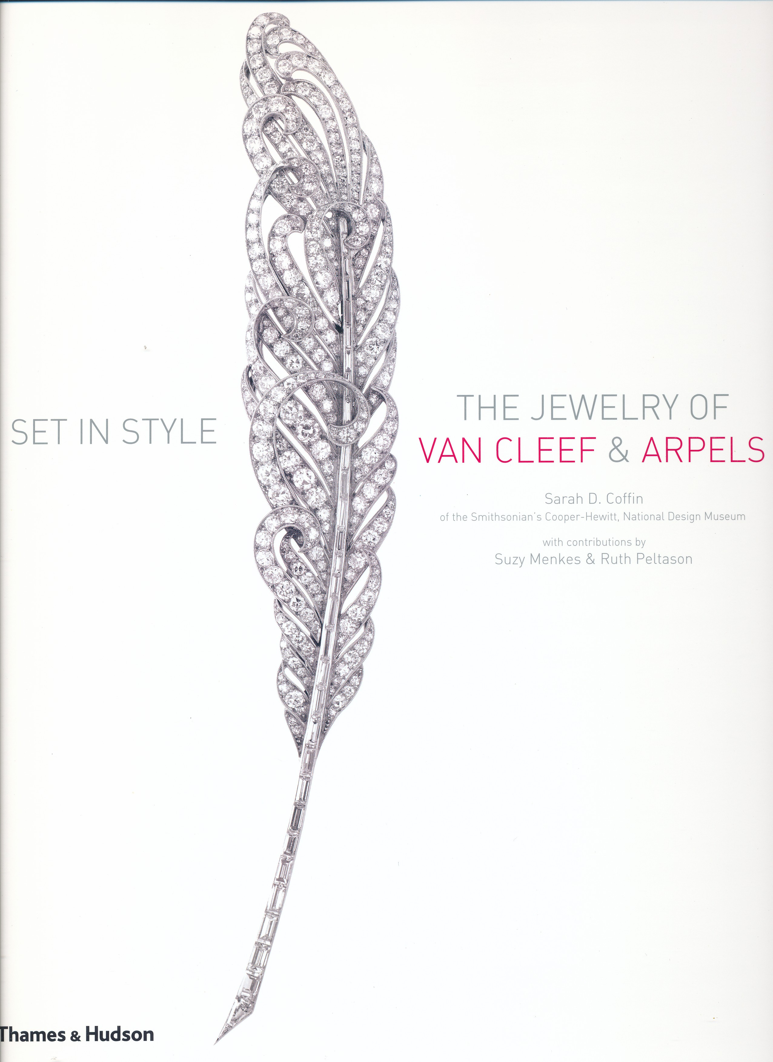 set in style the jewelry of van cleef arpels coffin