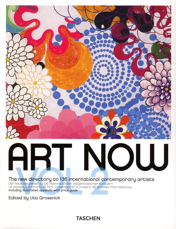 Mi art now vol 2 trilingue collectif taschen art contemporain for Art contemporain livre