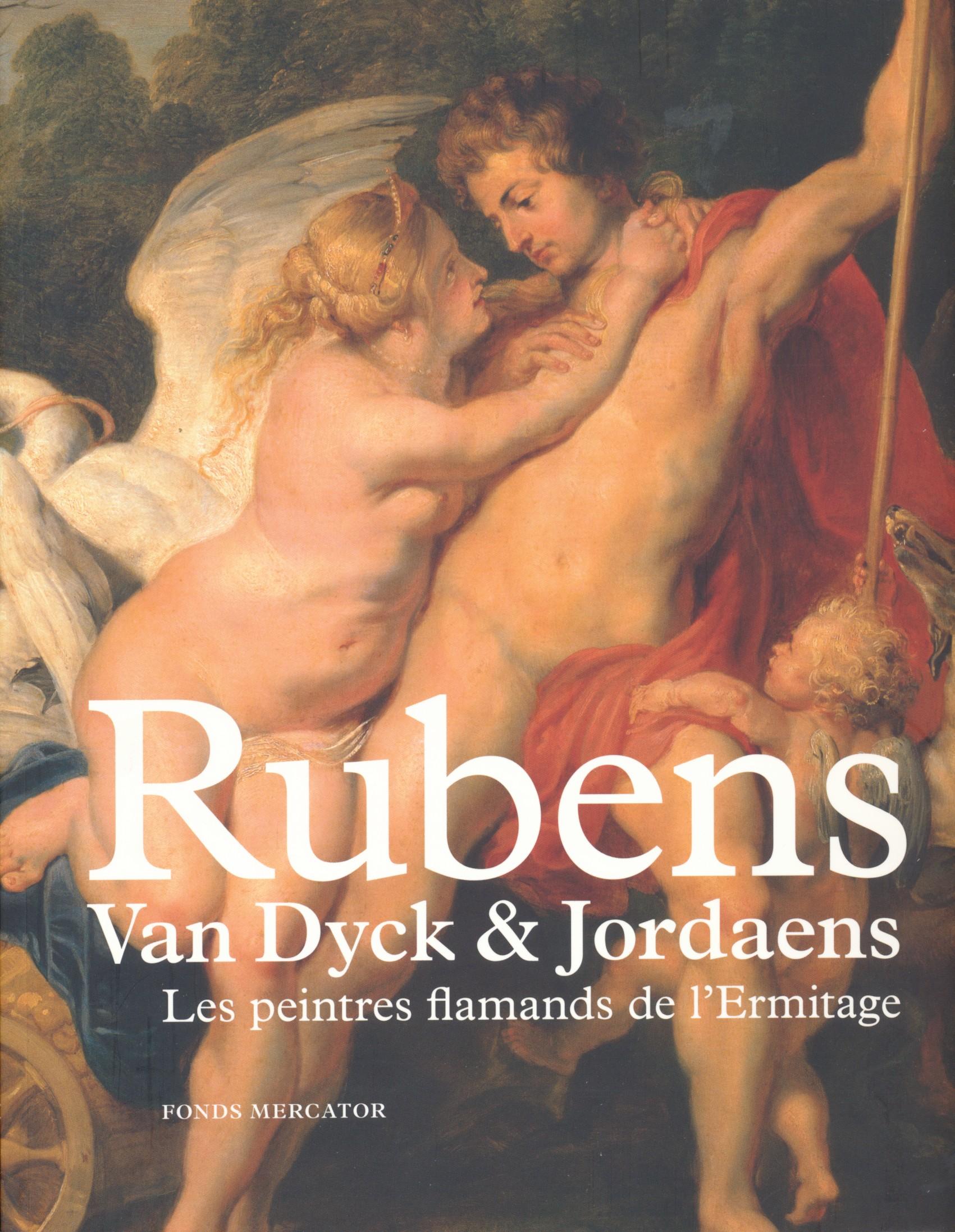 """Résultat de recherche d'images pour """"fonds mercator rubens van dyck et jordaens les peintres flamands de l'ermitage"""""""