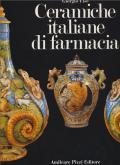 Ceramiche italiane di farmacia.