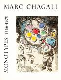 Marc Chagall. Monotypes. Volume II: 1966-1975
