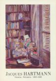 Jacques Hartmann. dessins - Peintures 1983 - 1998