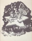 Immendorff Café Deutschland Gut