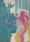 SIGMAR POLKE. ZEICHNUNGEN AQUARELLE SKIZZENBÃœCHER 1962-1988