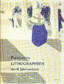 FRANZOSISCHE LITHOGRAPHIEN DES 19. JAHRHUNDERTS