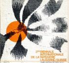 CATALOGUE DE LA TROISIÈME BIENNALE INTERNATIONALE DE TAPISSERIE DE LAUSANNE
