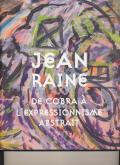 jean-raine-de-cobra-À-l-expressionnisme-abstrait