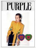PURPLE FASHIO. N° 34 - THE LOVE ISSUE - SEPTEMBRE  2020