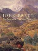 John Brett. Pre-Raphaelite landscape painter