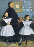 The private collection of Edgar Degas.