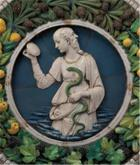 DELLA ROBBIA SCULPTING WITH COLOR IN RENAISSANCE FLORENCE