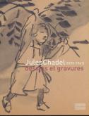 JULES CHADEL (1870-1941) - NATURE ET MOUVEMENTS