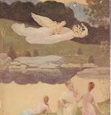 Puvis de Chavannes 1824-1898.