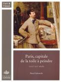 PARIS CAPITALE DE LA TOILE A PEINDRE