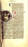 Ouvertures - La double page dans les manuscrits enluminés du Moyen Age
