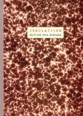 INSOLATIONS - CAHIERS I, II ET III