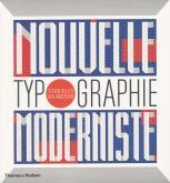 NOUVELLE TYPOGRAPHIE MODERNISTE