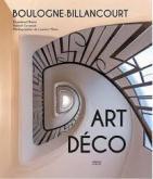 BOULOGNE-BILLANCOURT. ART DÉCO
