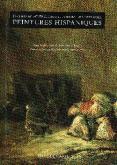 Inventaire général des collections du Musée Goya : peintures hispaniques