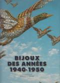 Bijoux des années 1940-1950.