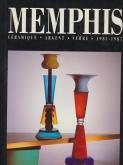 MEMPHIS. CÉRAMIQUE ARGENT VERRE 1981-1987.