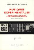 MUSIQUES EXPERIMENTALES ANCIENNE EDITION