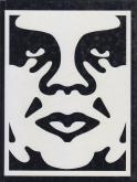 OBEY GIANT. POSTERS 1993-2003.