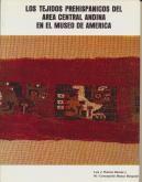 Los tejidos prehispánicos del área central andina en el Museo de América