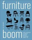 FURNITURE BOOM: MID-CENTURY MODERN DANISH FURNITURE 1945-1975
