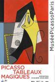 PICASSO. TABLEAUX MAGIQUES