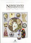 Novecento ceramiche italiane. Protagonisti e opere de XX secolo. Volume 1: dal Liberty al Déco.