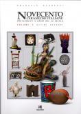 Novecento ceramiche italiane. Protagonisti e opere del XX secolo.  Vol 3: ultimi decenni.