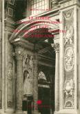 Le tombe e i monumenti funebri dei papi nella basilica di san Pietro in Vaticano.