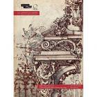 GILLES MARIE OPPENORD. CARNET DE DESSINS FAITS À ROME 1692-1699