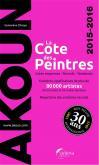 AKOUN - LA COTE DES PEINTRES 2015-2016