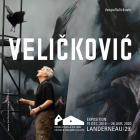 VELICKOVIC, LE GRAND STYLE ET LE TRAGIQUE