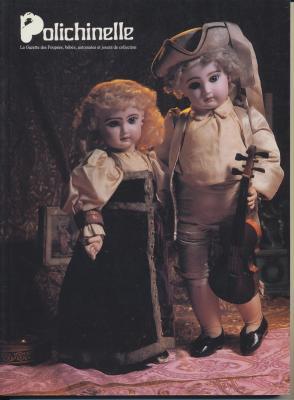polichinelle-volume-3-1995-la-gazette-des-poupEes-jouets-et-automates-de-collection-