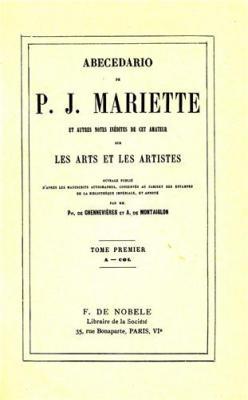 p-j-mariette-abecedario-et-autres-notes-inEdites-de-cet-amateur-sur-les-arts-et-les-artistes