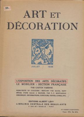 art-et-decoration-revue-mensuelle-d-art-moderne-annee-1925-juillet