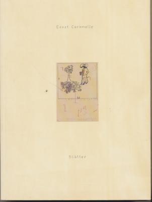 ernst-caramelle-blÄtter-1973-1978