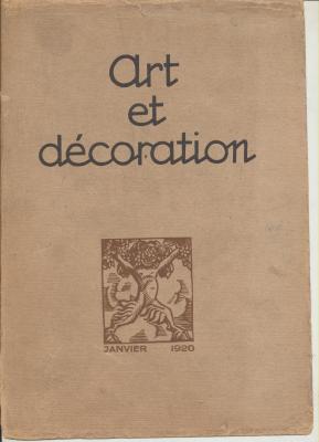 art-et-decoration-revue-mensuelle-d-art-moderne-annee-1920-janvier
