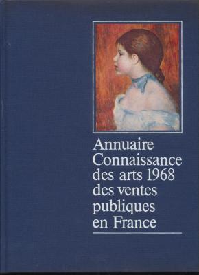 annuaire-connaissance-des-arts-1968-des-ventes-publiques-en-france