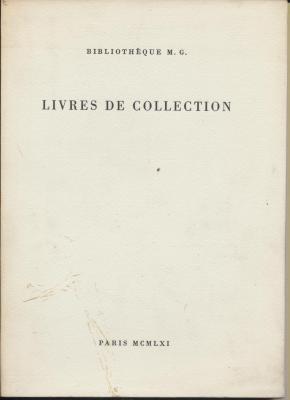 livres-de-collection-bibliotheque-m-g-ventes-aux-encheres-publiques-a-paris-11-et-13-mars-1961