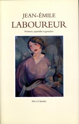 jean-emile-laboureur-catalogue-complet-de-l-oeuvre-tome-3-et-4-