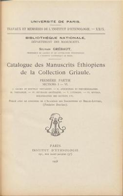 catalogue-des-manuscripts-ethiopiens-de-la-collection-griaule-premiere-partie-sections-i-vi