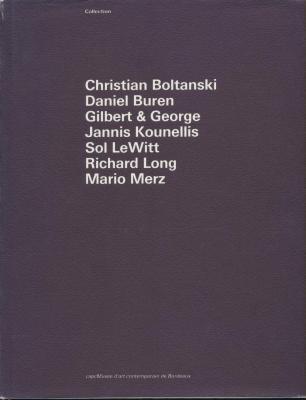 christian-boltanski-daniel-buren-gilbert-george-jannis-kounelis-sol-lewitt-richard-long-merz