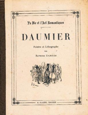 daumier-peintre-et-lithographe